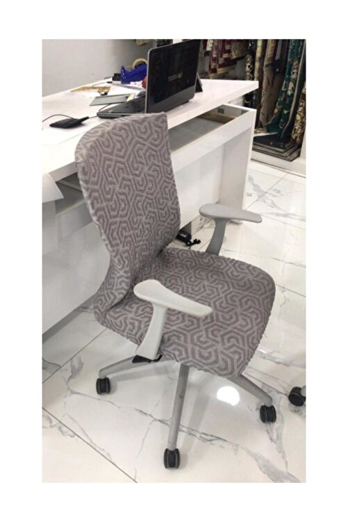 Elegante Sandalye Kılıfı  Pratik 6 Lı 1080 1