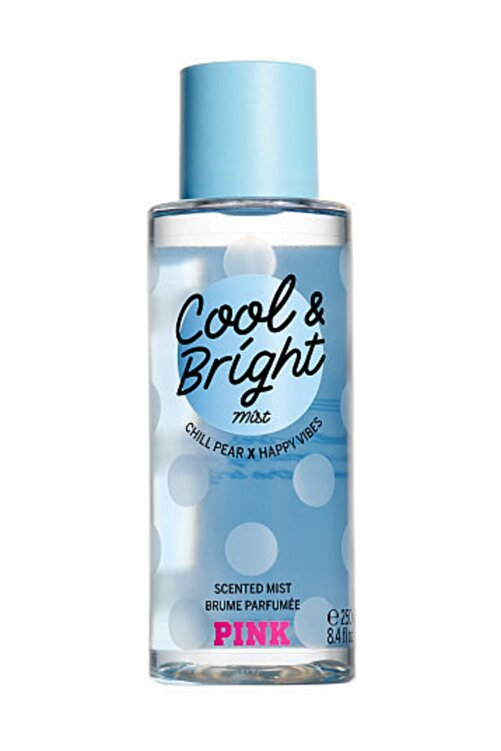 Victoria's Secret Pink Cool Bright  New Collection Vücut Spreyi 250 Ml 1
