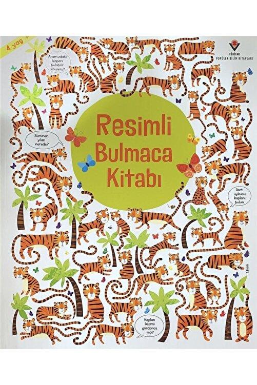 Tübitak Yayınları Resimli Bulmaca Kitabı 1