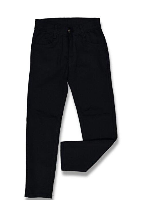 bebegen Lacivert Saten Erkek Okul Pantolon 1