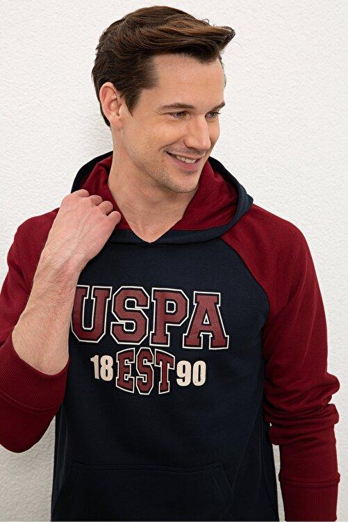 U.S. Polo Assn. Lacıvert Erkek Sweatshirt G081SZ082.000.1219153 2