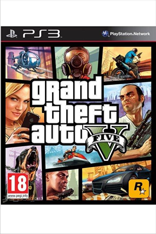 RockStar Games Gta V (grand Theft Auto 5) - Ps3 Oyunu 1