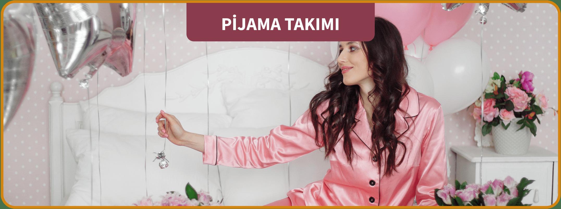 kadın pijama takımları