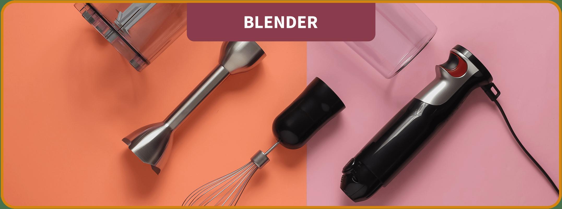 blender ve blender setleri