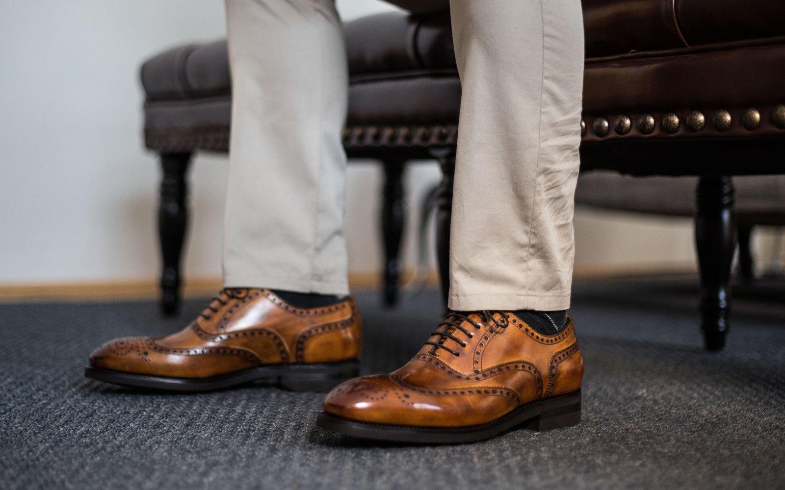 Hem Şık Hem Rahat CZ London Klasik Ayakkabı Modelleri ile Tanışın