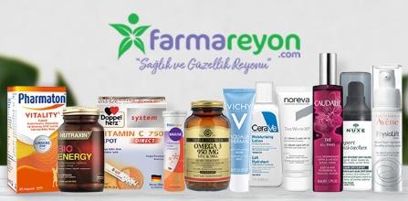 Birbirinden Kaliteli Farmareyon Sağlık ve Kozmetik Ürünleri Trendyol ile Tek Tık Uzağınızda!