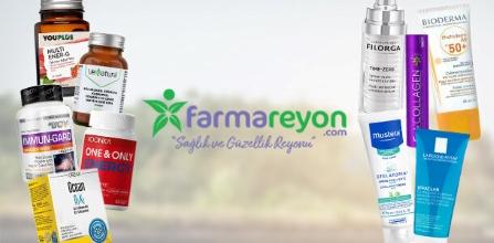Farmareyon Solgar, Venatura, Bioderma ve Daha Birçok Markaya Ait Yüzlerce Ürüne Trendyol Güvencesiyle Sahip Olun!