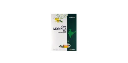 Moringa Çay (Moringa Çayı) 20 Süzen Poşet