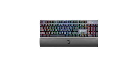 Keyifli Oyun Deneyimlerine Özel Ogre RGB Gaming Klavye