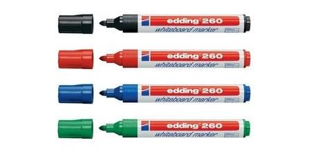 Eğlenceli Edding Kalem Modelleri