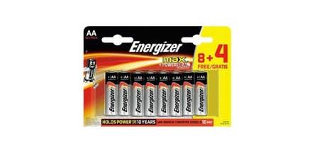 Energizer Akü Seçenekleri