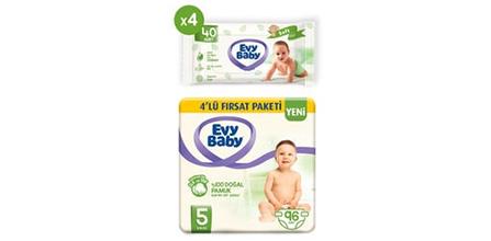 Evy Baby Bebek Bezinin Bölümleri