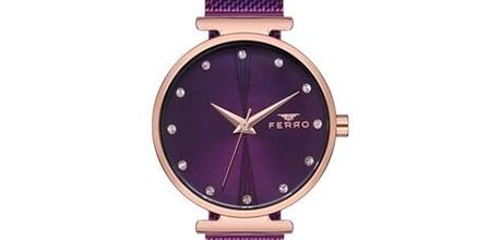 Zaman Yönetimini Kolaylaştıran Ferro Kadın Saatleri