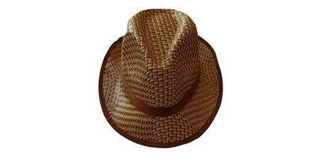Hasır Şapka Modelleri