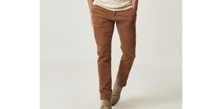 Uzun Süreli Kullanımda Kadife Fitilli Pantolon
