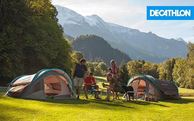 Decathlon Çadır, Bisiklet, Kamp Sandalyesi, Termos Çeşitleri ile Doğanın Enerjisine Ortak Olun!