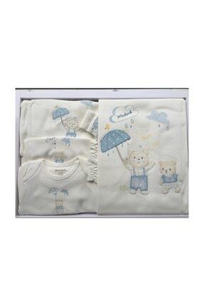 Minilamb Yağmur Günü 10'lu Erkek Bebek Hastane Çıkışı 0