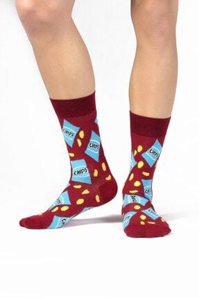 Ozzy Socks 4 Lü Eğlenceli Desenler Erkek Hediye Paketi 3