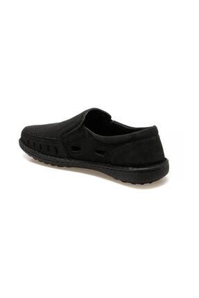 Flexall AL-10 Siyah Erkek Klasik Ayakkabı 1