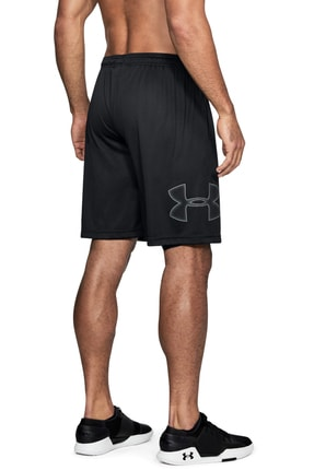 Under Armour Erkek Spor Şort - Ua Tech Graphic Short - 1306443-035 3