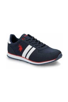 US Polo Assn Erkek Sneaker Lacivert 100248891 0