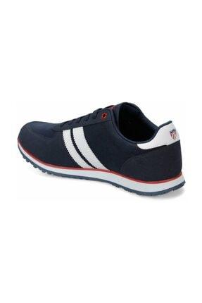 US Polo Assn Erkek Sneaker Lacivert 100248891 2