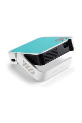 ViewSonic M1 Mini 50 ANSI JBL Hoparlörlü WVGA 854x480 Bataryalı Taşınabilir LED Cep Projeksiyon Cihazı 0