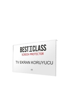 BESTOCLASS Philips 50pus7304 Uyumlu Tv Ekran Koruyucu 2