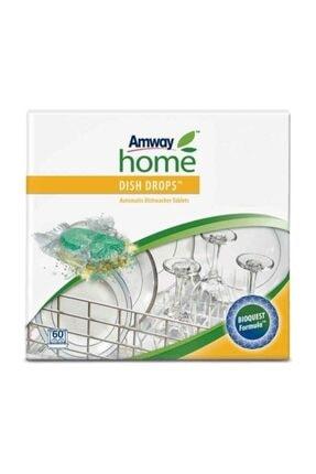 Amway Dish Drops Bulaşık Makinesi Için Tablet Deterjan 60 Tablet 0