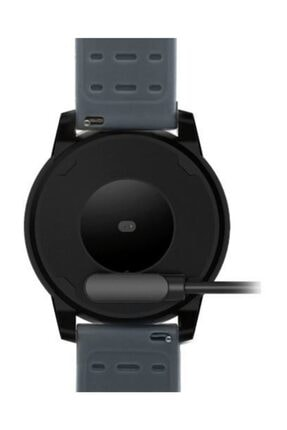 Polosmart Pssw06 Smart Round Akıllı Saat Siyah 1