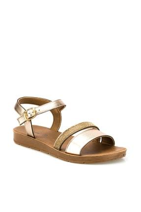 Polaris 315642.Z Rose Gold Kadın Sandalet 0