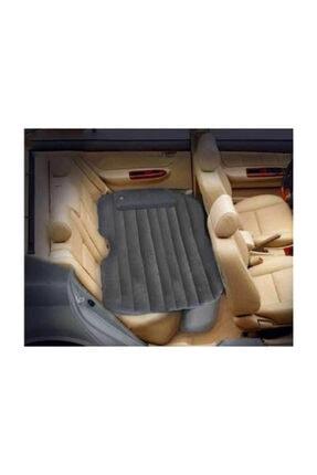 Chimsee Msee Şişme Araba Koltuğu Yatağı Siyah - Otomobil Arka Koltuk Için Şişme Yatak 3