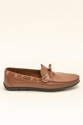 Elle POSEY Hakiki Deri Taba Erkek Ayakkabı 3