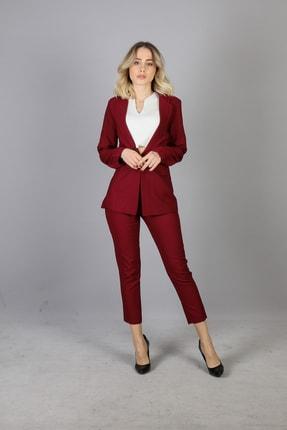 Saklı Butik Astarlı Blazer Ceket Takım 0