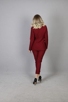Saklı Butik Astarlı Blazer Ceket Takım 1