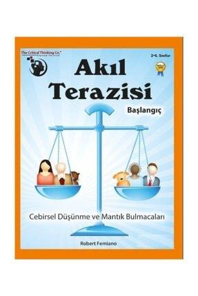 Üze Yayınları Akıl Terazisi Başlangıç Kitabı (2 - 6.sınıflar) 0