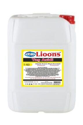 3M Lioons Taş Asidi 20 Kg 0