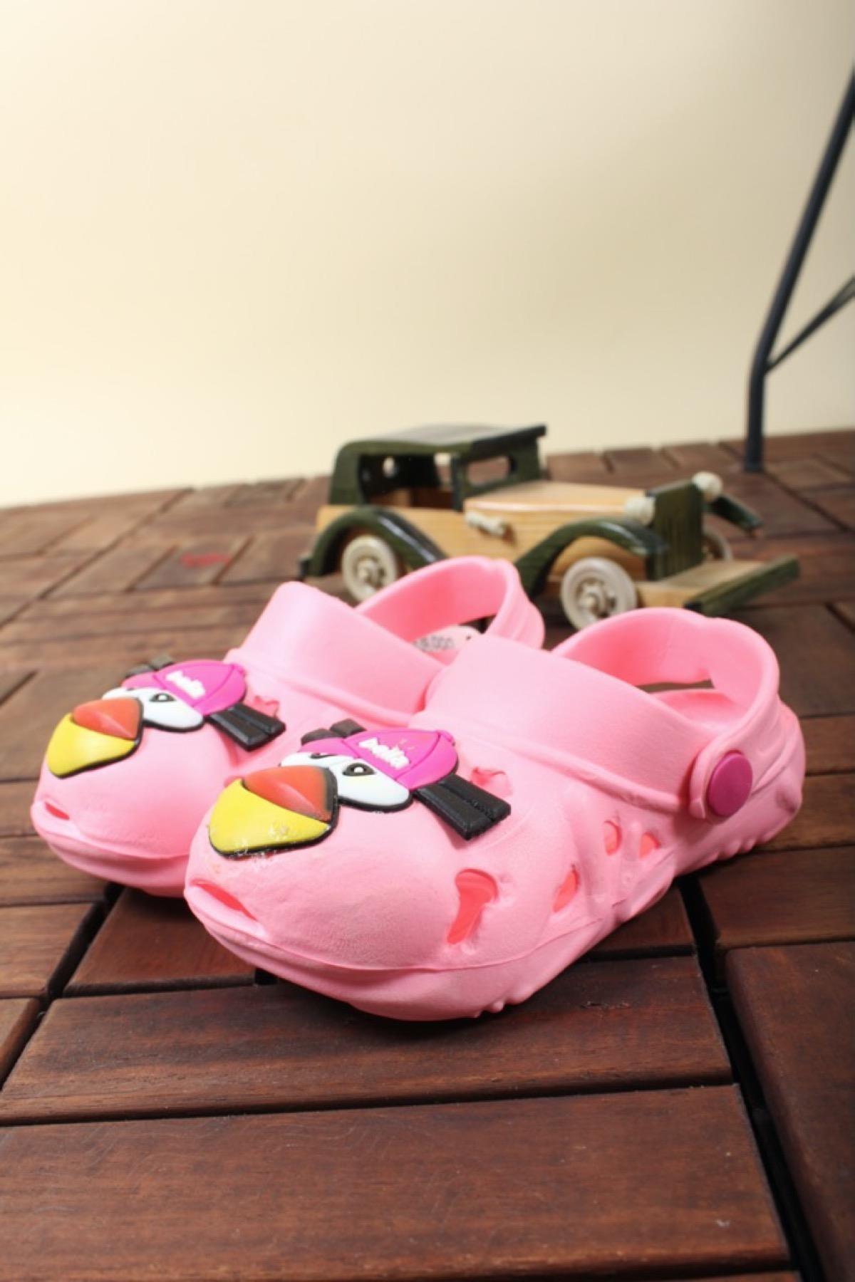 Oksit Bella Bird Bebek Çocuk Unisex Sandalet 0