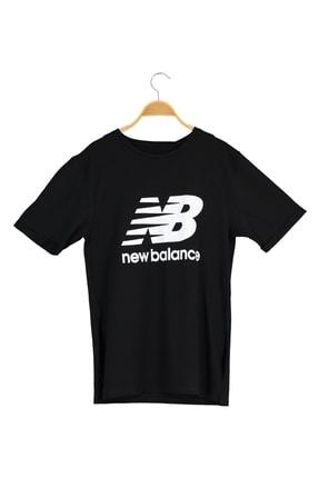 New Balance Spor T-Shirt - NB VOM TEE - V-WTT916-BK 0