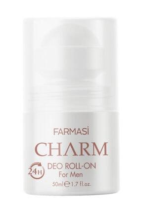 Farmasi Charm Deo Roll-on Erkek 50 Ml 0