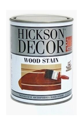Hemel Hickson Decor Solvent Renk Cila Dış Mekan Boyası 1 l 1