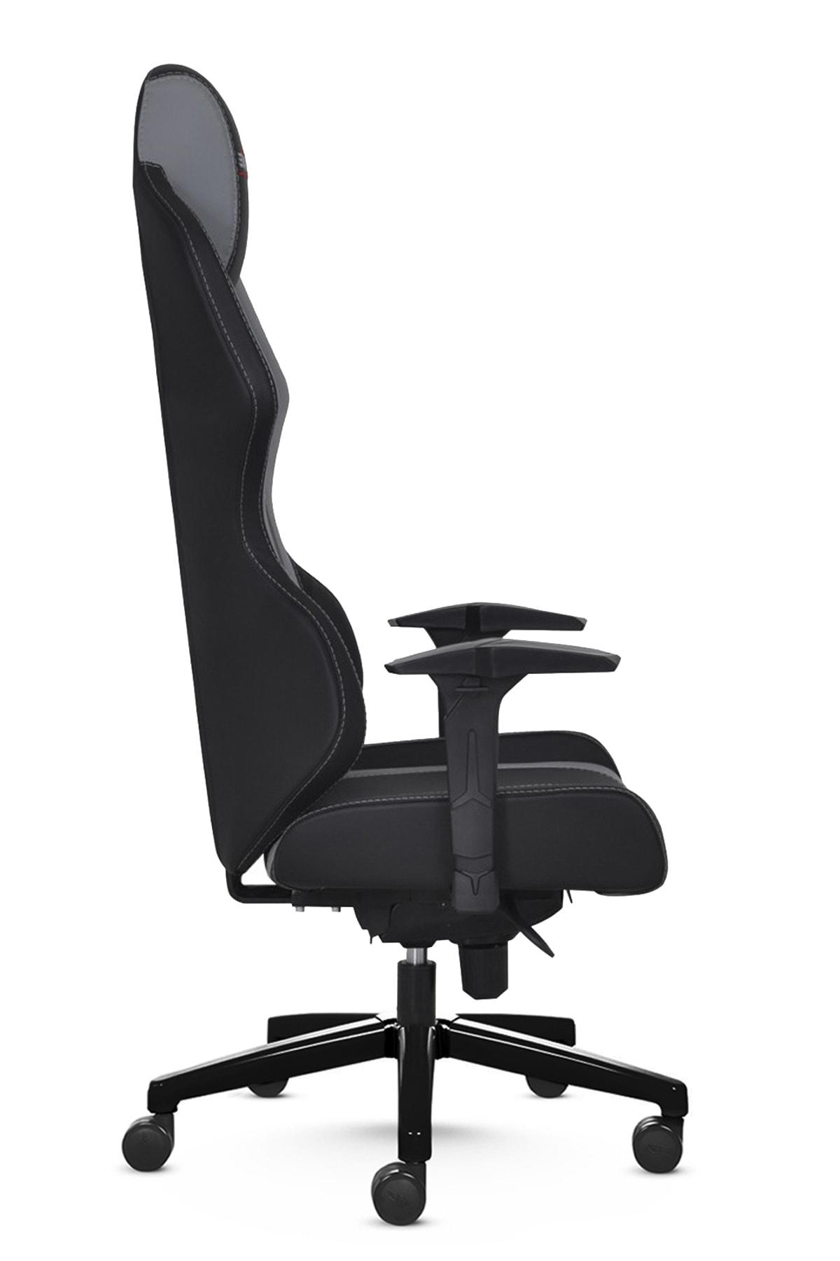 XDrive Bora Profesyonel Oyuncu Koltuğu Gri/siyah 2