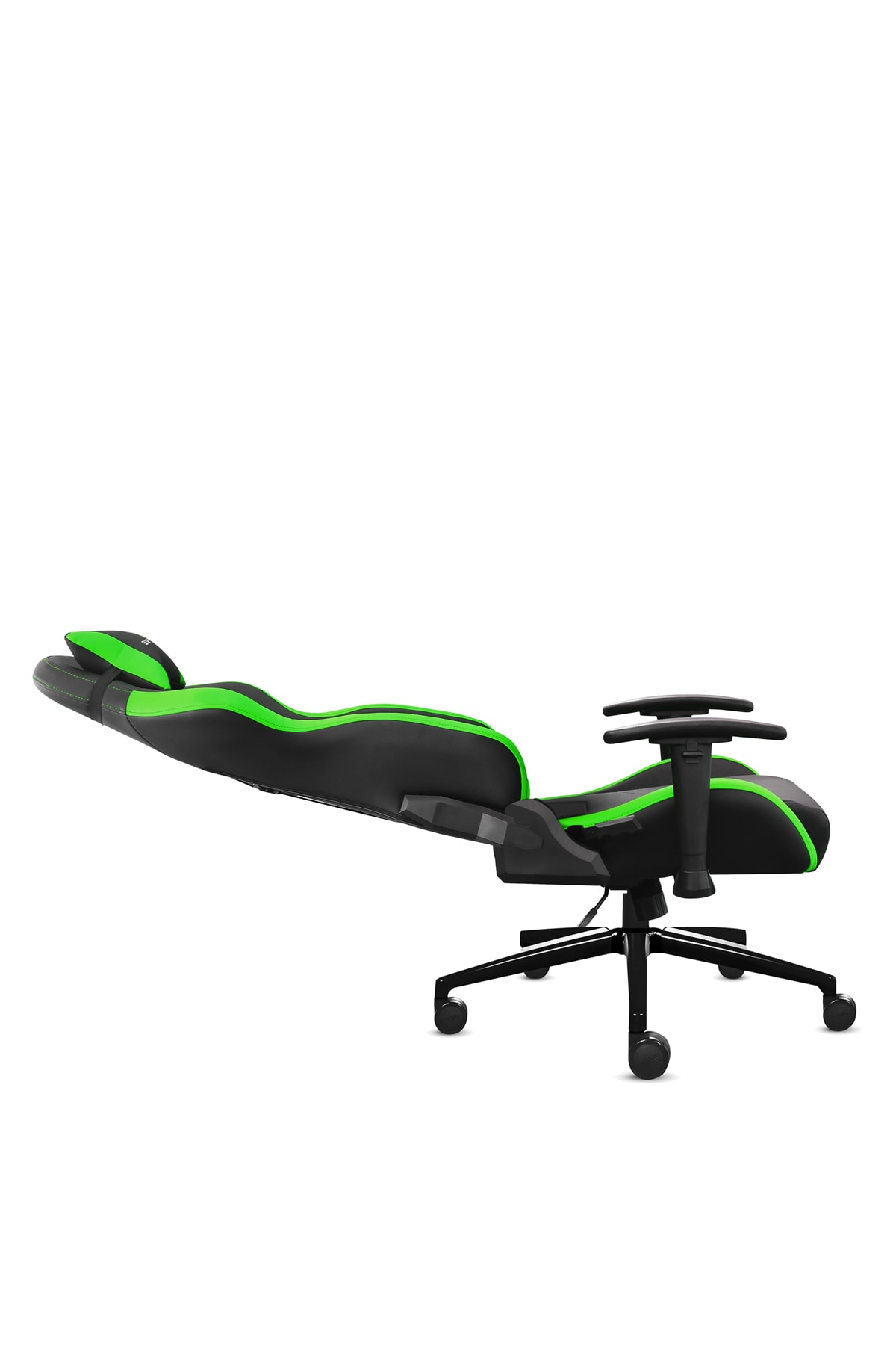 XDrive 15'Li Profesyonel Oyun   Oyuncu Koltuğu Yeşil/Siyah 3