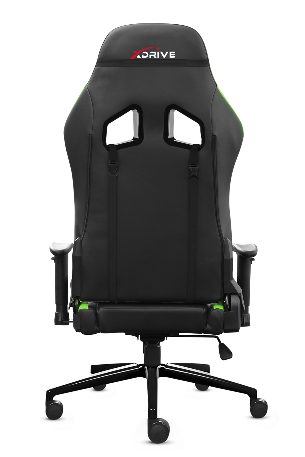 XDrive 15'Li Profesyonel Oyun   Oyuncu Koltuğu Yeşil/Siyah 4