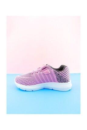 Aymood Bağcıklı Cırtlı Spor Ayakkabı 218 1