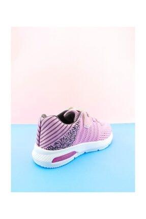 Aymood Bağcıklı Cırtlı Spor Ayakkabı 218 2