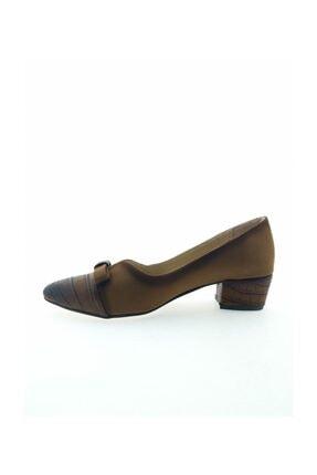 Aymood Fiyonklu Topuklu Kadın Ayakkabı 2