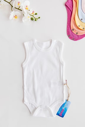 Babymod Bebek Çıt Çıtlı Body Zıbın 0