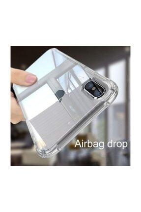 Dijimedia Iphone Xr Kılıf Şeffaf Köşe Korumalı+ekran Koruyucu Nano Cam 0