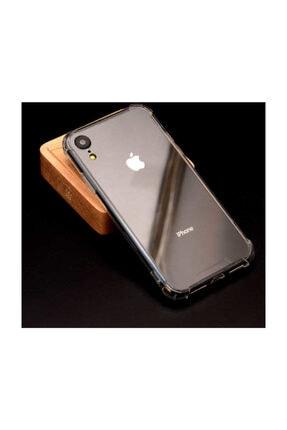 Dijimedia Iphone Xr Kılıf Şeffaf Köşe Korumalı+ekran Koruyucu Nano Cam 1